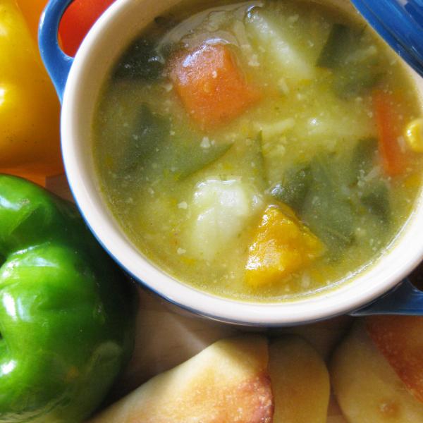Sopão de Legumes